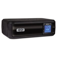 650Va Digital Avr Ups LCD 120V, Usb, 8 Outlet