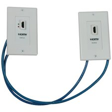 HDMI Over CAT 5 Wallplate Extension Kit