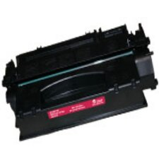 OEM Compatible Toner Cartridge, 6000 Page Yield, Black
