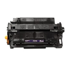 55A Compatible Secure Toner, 6,000 Page-Yield, Black