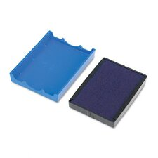 Trodat T4729 Dater Replacement Pad, 1 9/16 X 2