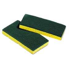 Medium-Duty Scrubbing Sponges
