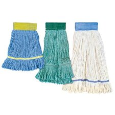 Unisan - Super Loop Mop Heads C-Lg Super Loop Green Yarn: 871-503Gn - c-lg super loop green yarn