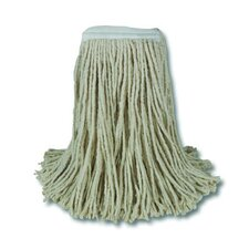 32 oz Mop Head with Premium Standard Head in White