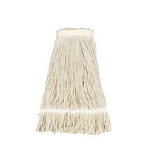 Pro Loop Web / Tailband Rayon Mop Head in White