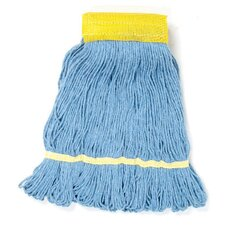 Small Super Loop Mop Head in Blue