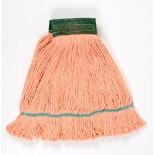 Medium Super Loop Mop Head in Orange