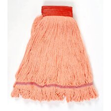 Large Super Loop Mop Head in Orange