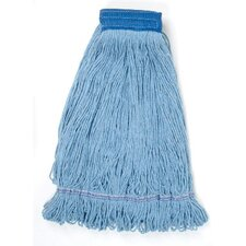 X-Large Super Loop Mop Head in Blue