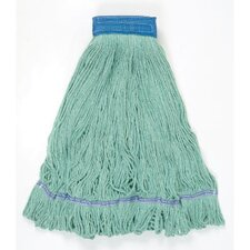 X-Large Super Loop Mop Head in Green