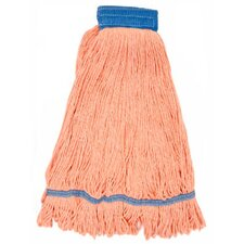 X-Large Super Loop Mop Head in Orange