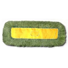 Echo Dust Mop in Green and Yellow