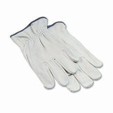 Memphis Economy Leather Driver Gloves