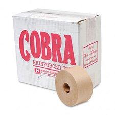 General Supply Reinforced Kraft Sealing Tape, 8/Carton