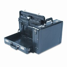 Solo Expandable Laptop Attache