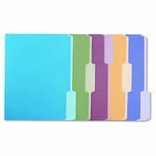 Colored File Folders, 100/Box