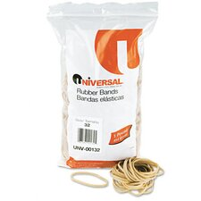 Rubber Bands, 820 Bands/1 lb Pack