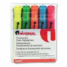 Desk Highlighter (Set of 5)