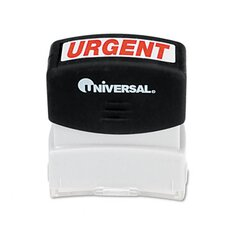 Message Stamp, Urgent, Pre-Inked/Re-Inkable