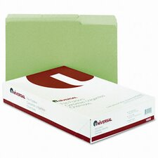 Colored File Folder, 100/Box