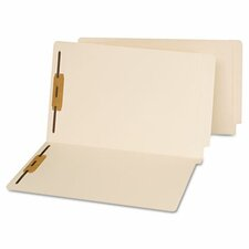 End Tab Folders, 50/Box