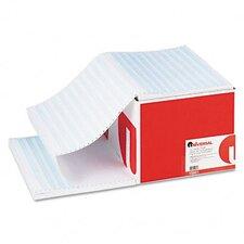"Computer Paper, 18 lbs, 14.88"" x 11"", 2600 Sheets"