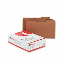 <strong>Universal®</strong> Kraft File Folders, 100/Box