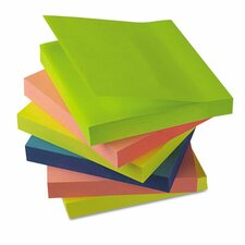 Self-Stick Notes, 12 100-Sheet Pads/Pack