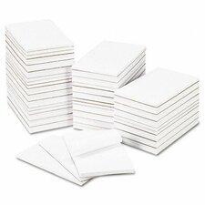 Bulk Scratch Pads, 64 Pads/Carton