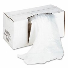 <strong>Universal®</strong> High-Density Shredder Bags, 100 Bags/Carton