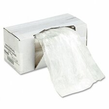 High-Density Shredder Bags, 100 Bags/Carton