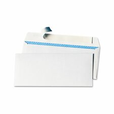 <strong>Universal®</strong> Pull & Seal Business Envelope, #10, 100/Box