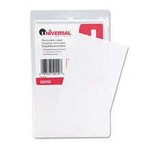 Removable Self-Adhesive Multi-Use Labels, 250/Pack