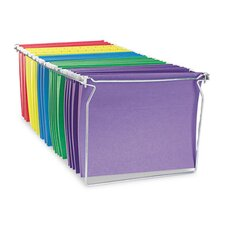 Screw-Together Hanging Folder Frame, 6 Frames/Box