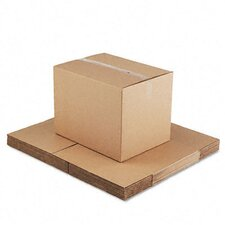 <strong>Universal®</strong> Corrugated Kraft Fixed-Depth Shipping Carton, 10/Bundle