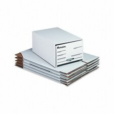 Storage Box Drawer Files, 6/Carton