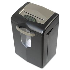 Heavy-Duty Cross-Cut Shredder, 20 Sheet Capacity