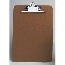 <strong>Universal®</strong> Hardboard Clipboard in Brown