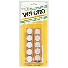 <strong>VELCRO USA Inc</strong> Velcro Tape Strips 3/4 Beige