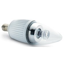 <strong>Verbatim Corporation</strong> 25W Warm White (2700K) LED Candle Lamp Bulb