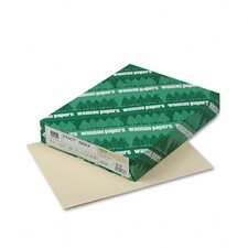 <strong>Wausau Papers</strong> Exact Index Card Stock, 90 Lbs., 8-1/2 X 11, 250 Sheets/Pack