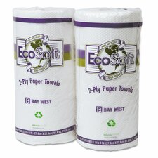 Ecosoft Household Roll Towel (30 pack)