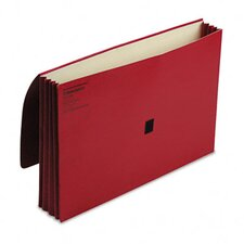 """Colorlife 3"""" Expansion Wallets with Velcro Gripper, Legal"""