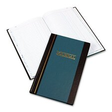 Journal Book, Two-Column, 150 Pages, 11 3/4 X 7 1/4
