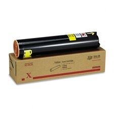 106R00655 OEM Toner Cartridge, 22000 Page Yield, Yellow