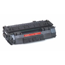 OEM Compatible Toner Cartridge, 6400 Page Yield, Black