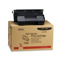 High-Yield Toner, 18000 Page-Yield