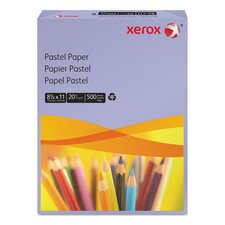 Multipurpose Pastel Colored Paper (500 Pack)