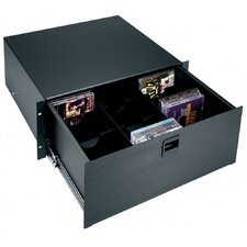 <strong>Middle Atlantic</strong> VHS Partition for 3U Space Drawers