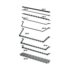 "VRK Series 19"" W Horizontal Lacer Bars (Rectangular)"